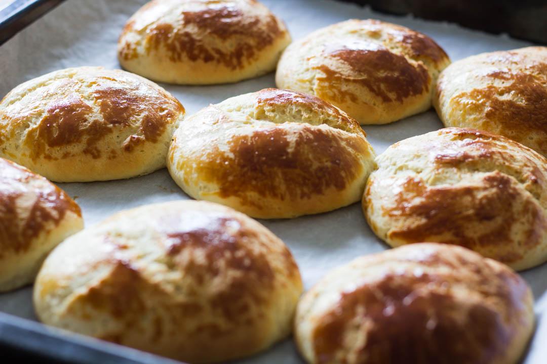 Quarkbrötchen - das perfekte Frühstück