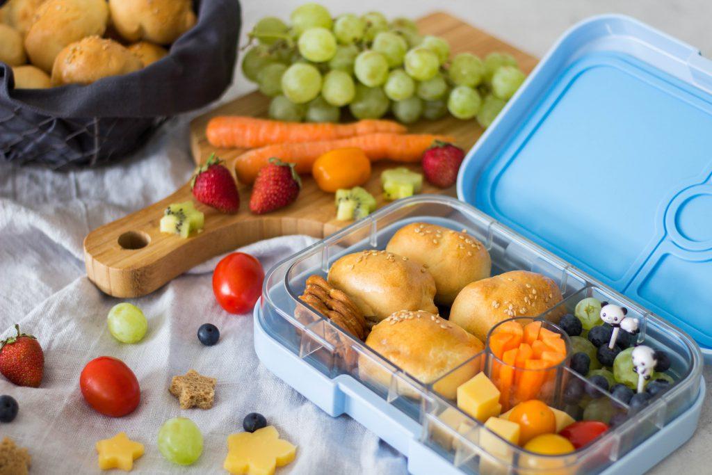7 schnelle Ideen für die Kinder Lunchbox / Brotdose