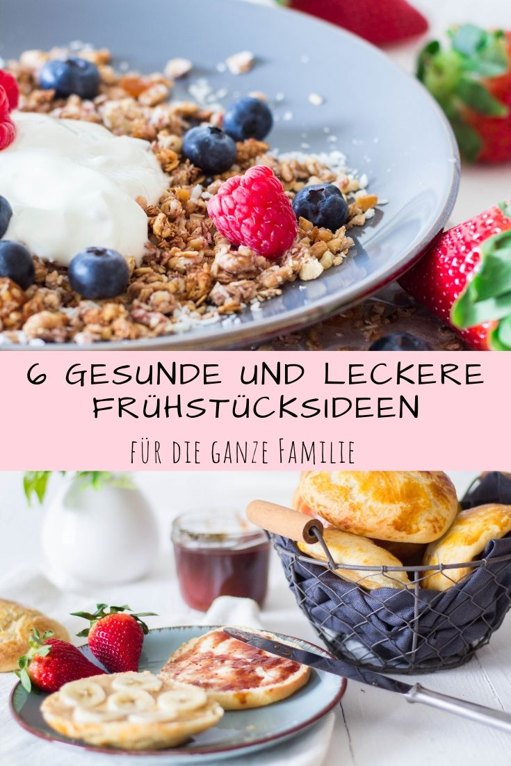 6 leckere Frühstücksideen für die ganze Familie - Lieblingszwei.de