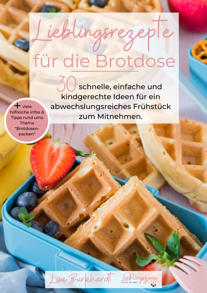 eBook mit 30 Rezepten für die Brotdose